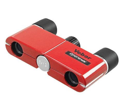 Бинокль театральный Veber Opera mini 5x12 Red