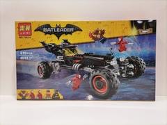 Конструктор Супер Герои Бэтмен 10634 Бэтмобиль, 610 дет.