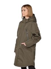 Детская куртка alpex км1184 (Хаки)