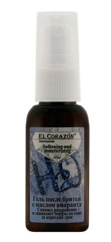 El Corazon Гель после бритья с маслом амаранта