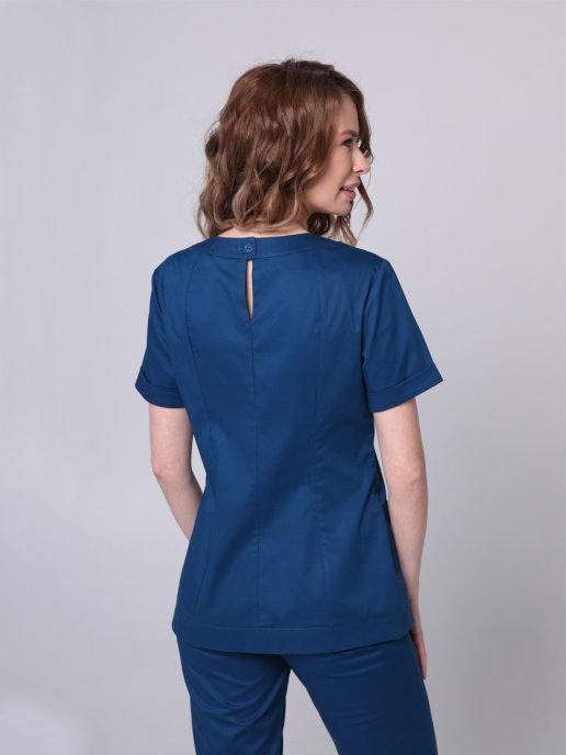 Блуза медицинская Бл-351 клеон экстра