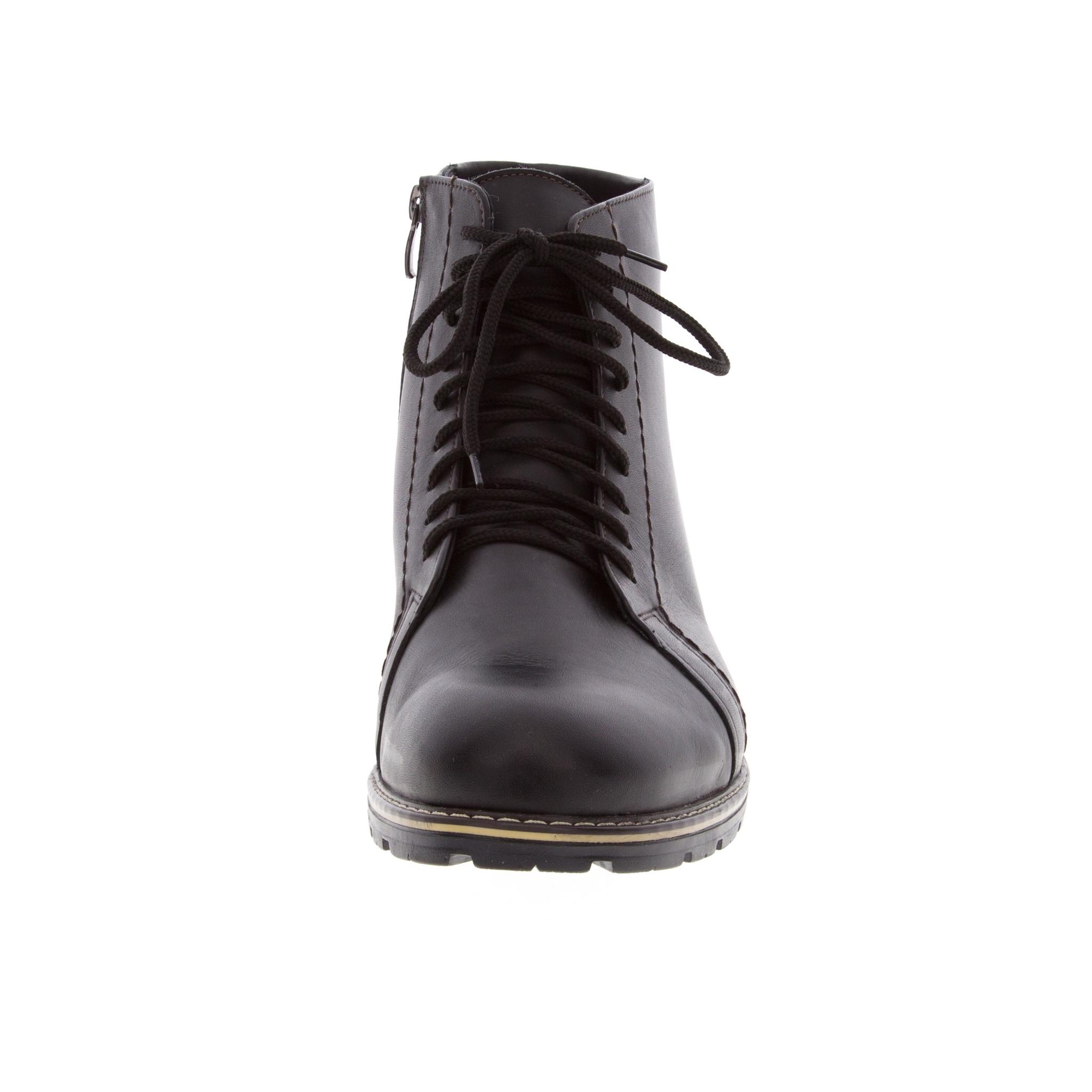 517483 ботинки мужские больших размеров марки Делфино
