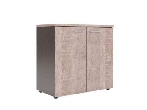 XLC 85.1 Шкаф с глухими малыми дверьми (850х410х795)