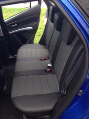 Чехлы на Suzuki SX4 II 2013–2021 г.в.