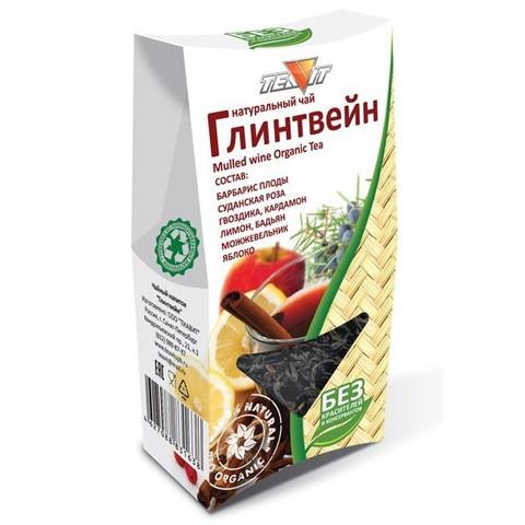 Чай напиток Глинтвейн, 50 гр. (Тиавит)