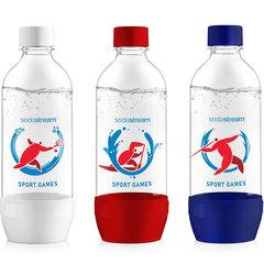 Набор из 3 Бутылок по 1Л Jet (3х1Л) Sport Games