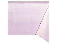 Скатерть п/э Пастель розовая / 130х180см.