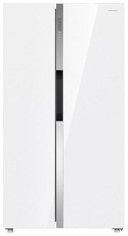 Холодильник Maunfeld MFF177NFW