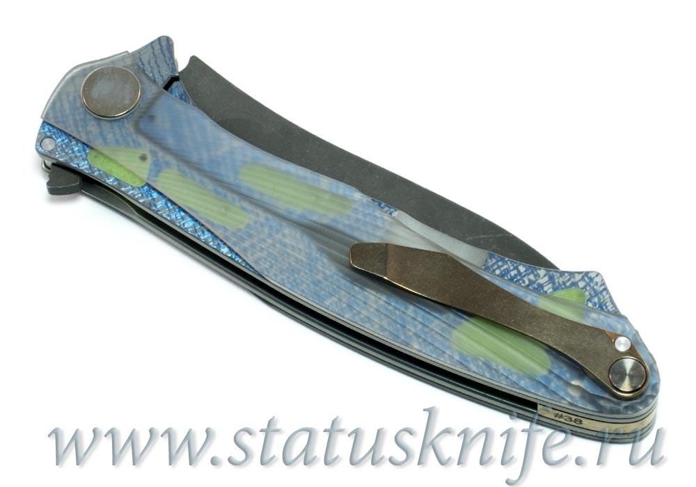 Нож CKF Трекоза CUSTOM Raskind Regrind - фотография