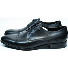 Классические мужские туфли Икос 2235-1 black