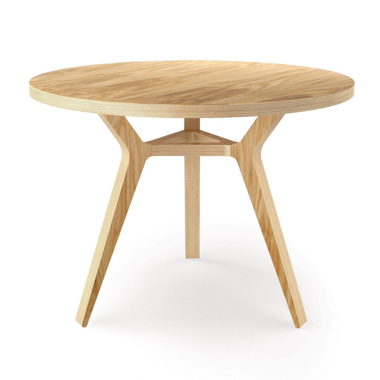 Стол Täby Ø90 - вид 1