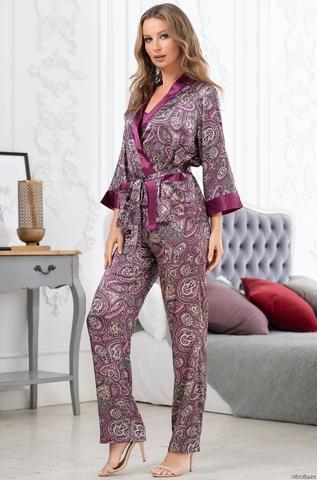 Домашний женский комплект Mia-Amore ADEL АДЕЛЬ 9416