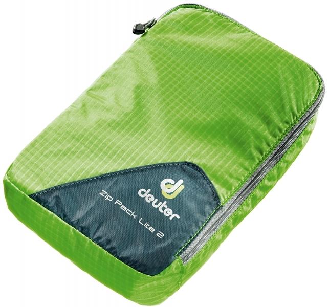 Чехлы для одежды и обуви Сумочка на молнии Deuter Zip Pack Lite 2 900x600-6890--zip-pack-lite-2l-green.jpg