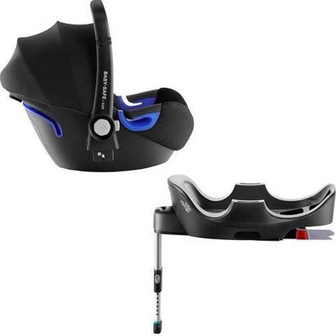 Комплект детского автокресла (Britax Romer Baby-Safe i-Size + Flex Base)