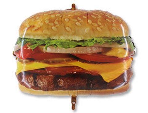 Фольгированный шар Чизбургер
