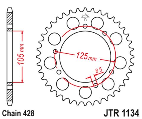 JTR1134
