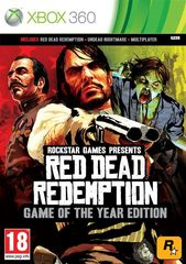 Red Dead Redemption - Game of the Year Edition (Xbox 360 - Xbox One/Series X, английская версия)