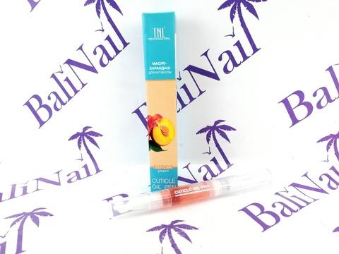 Масло-карандаш для кутикулы TNL (персик) 5 мл.