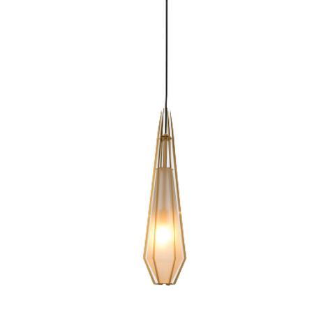 Подвесной светильник копия Harlow 4 by Gabriel Scott (белый)