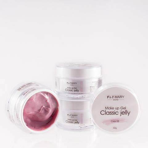 Гель FLY MARY Classic Jelly 03 50гр