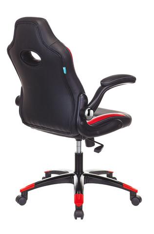 VIKING-1N/BL Кресло игровое (Бюрократ)