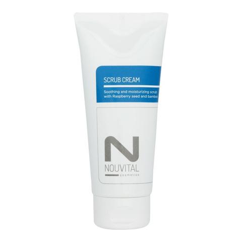 Крем-скраб Scrub Cream, Nouvital, 100 мл