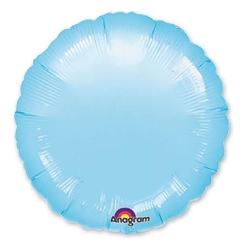 Круг Пастель, Синий (46 см)