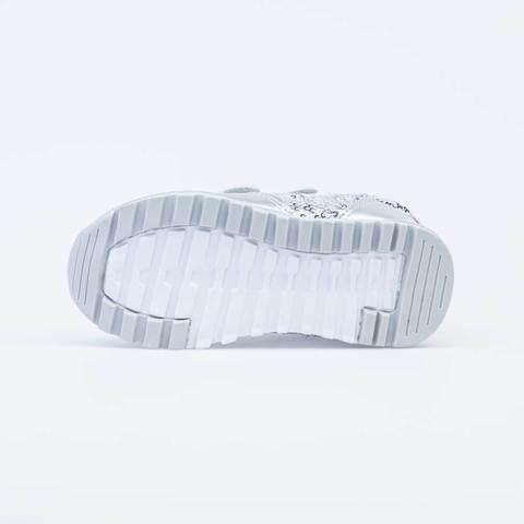 Кроссовки  серебро  Котофей (ТК Луч)