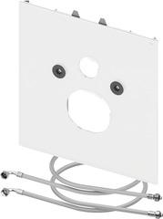 Нижняя стеклянная панель для унитазов TECEone, стекло черное TECE 9650110 фото