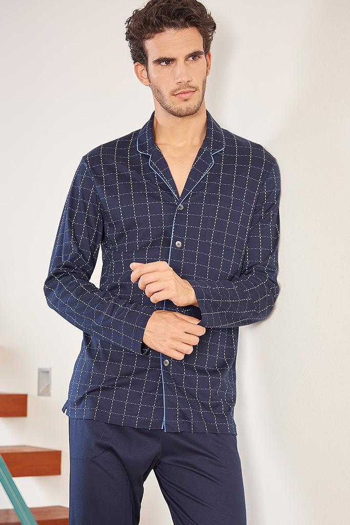 Мужская пижама из хлопка Verdiani