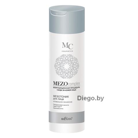 Мезотоник для лица Оптимальное увлажнение , 200 мл ( Mezo Complex )