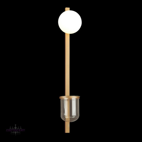 Настенный светильник 4682/1WB серии FLOWER