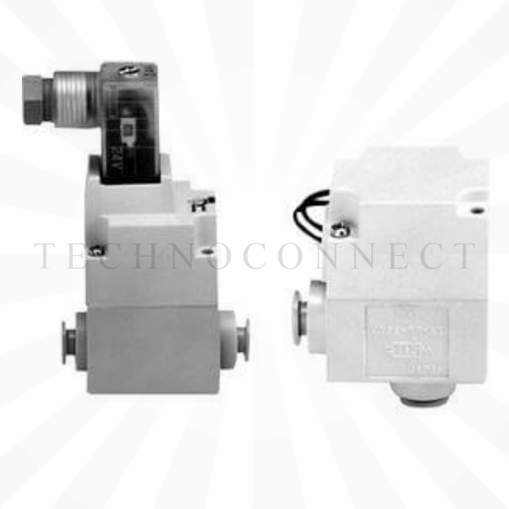 VQ21A1-5YH-C8-F   2/2-Пневмораспределитель, б/р 8, 24VDC