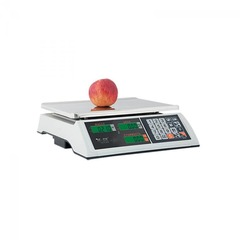Весы торговые настольные Mertech M-ER 327AC-15.2 Ceed, 15кг, 2гр, 325х230, с поверкой, без стойки