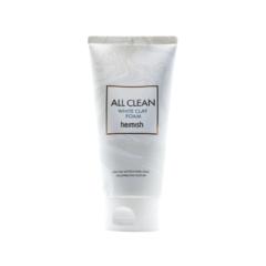 Очищающая пенка heimish All Clean White Clay Foam 150g