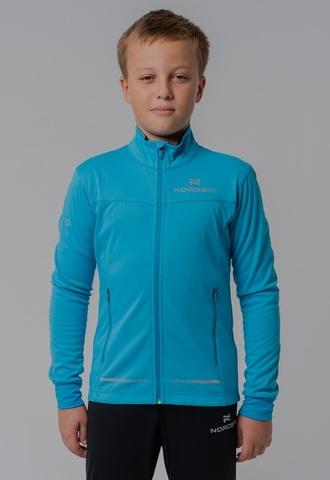 Разминочная куртка Nordski Jr.Pro breeze подростковая