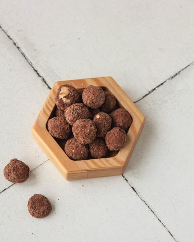 Орех Фундук с корицей и какао, 100гр