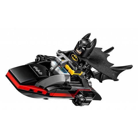 LEGO Batman Movie: Хвостовоз Убийцы Крока 70907 — Killer Croc Tail-Gator — Лего Бэтмен Муви Кино