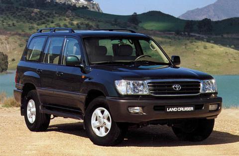 Задняя Пневмоподвеска Toyota Land Cruiser 100