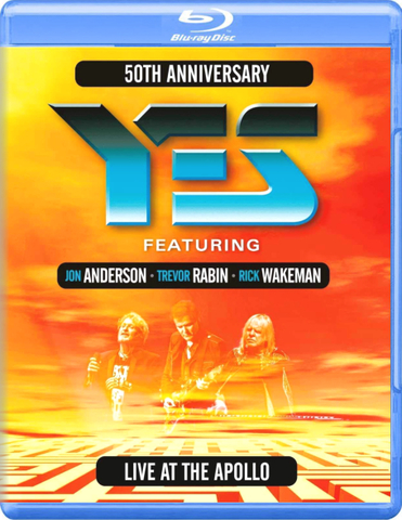 Yes / Live At The Apollo (Blu-ray)