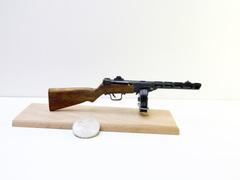 Miniature gun PPSH-41