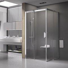 Душевой уголок с раздвижными дверями 90х90х195 см Ravak Matrix MSRV4-90/90 1WV77U00Z1 фото