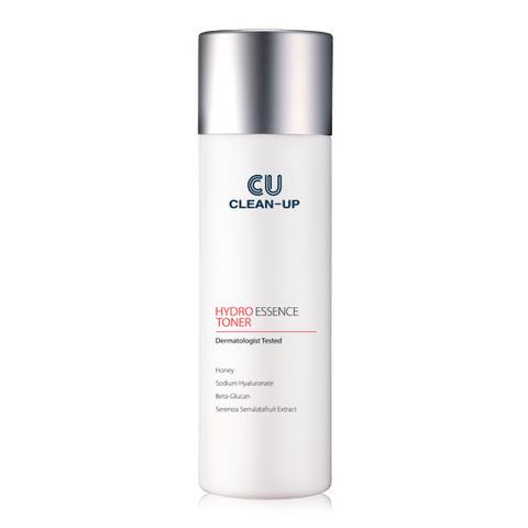 Купить CU SKIN CLEAN-UP Hydro Essence Toner - Увлажняющий тонер-эссенция с бета-глюканом