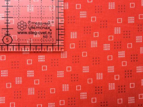 Ткань для пэчворка, хлопок 100% (арт. RB0615)