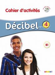 Decibel 4 Cahier + CD