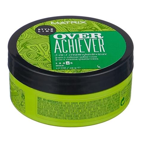 Matrix Style Link: 3 в 1 крем+паста+воск для укладки волос (Over Achiever), 50мл