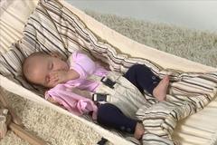 Гамачок/шезлонг для малыша Amazonas Koala