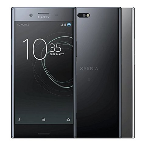 Смартфон Sony Xperia XZ Premium Dual G8142 Глубокий черный (Deepsea Black)