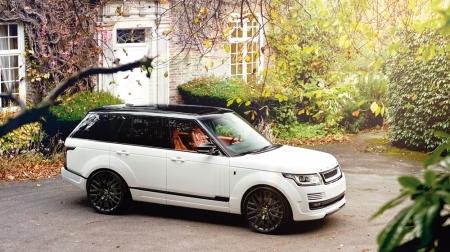Обвес Kahn Design RS Wide Arch для Range Rover Vogue