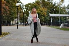 Мастер-класс  пальто
